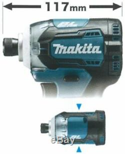 Makita DTD170Z BL Impact Driver 1/4hex Shank 18v LXT Li-Ion 6 Mode 4 speed 2019