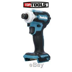 Makita DTD171Z 18V LXT Li-ion Cordless Brushless 4-Stage Impact Driver Body Only