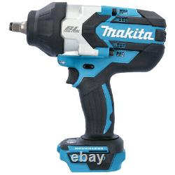 Makita DTW1002Z 18v LXT Li-Ion Cordless Brushless 1/2In Impact Wrench Body Only