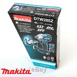 Makita DTW285Z 18V LXT Li-ion Cordless Brushless 1/2 Impact Wrench Body Only