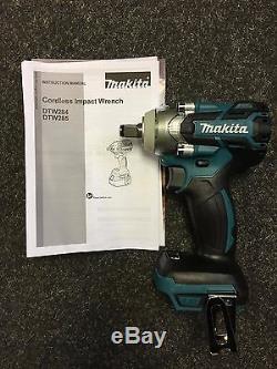 Makita DTW285Z 18v Li-Ion Brushless LXT 1/2 Impact Wrench Nut Runner Body Only