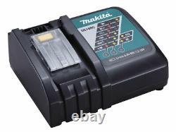 Makita DUH523 18V LXT Li-ion Hedge Trimmer 52cm/20.5 (2 x 3Ah Li-ion Battery)