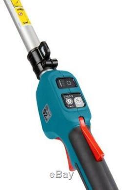 Makita DUN500WZ LXT 18v Li-Ion Brushless Pole Hedge Cutter Trimmer Long Reach