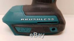 Makita Dtd153z Lxt 18v Li-ion Brushless Cordless Impact Driver Body Only