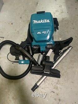 Makita Dvc261zx11 36v Li-ion Lxt Brushless Cordless Vacuum Cleaner