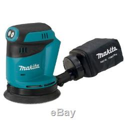 Makita MAK11PC 18v 4 x 4.0Ah LXT Li-ion 11 Piece Power Tool Kit