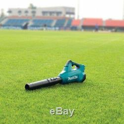Makita XBU02Z X2 LXT 18V Battery Powered Li Ion Handheld Leaf Blower, Tool Only