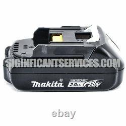 Makita XST01Z 18V LXT Li-Ion Oil-Impulse Brushless 2.0 3-Speed Impact Driver Kit