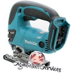 Makita XVJ03Z 18V 18 Volt LXT Li-Ion Jigsaw Cordless BL1850B 5.0 Ah Batteries