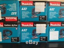 Makita XVJ03Z 18V LXT Variable Speed Li-Ion Jigsaw (Tool Only) BRAND NEW