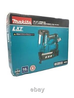 Makita Xnb02z 18v Lxt Li-ion 2-1/2 16ga Straight Finish Nailer Tool Only
