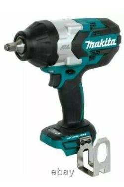 MakitaXWT08Z18-V LXT Li-Ion BL High Torque 1/2 Impact WrenchTool OnlyNew