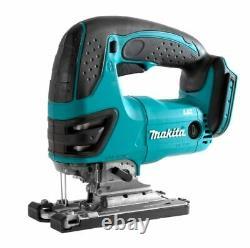 New Makita DJV180Z 18V LXT Li-ion Cordless D-Handle Jigsaw Tool Only