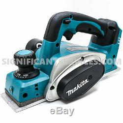 New Makita XPK01Z 18V 18 VOLT LXT Cordless Li-Ion 3-1/4 inch Planer (Tool Only)