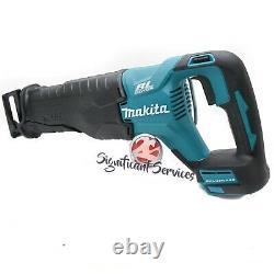 New Makita XRJ05Z 18V 18 Volt LXT Li-ion Brushless Cordless Reciprocating Saw