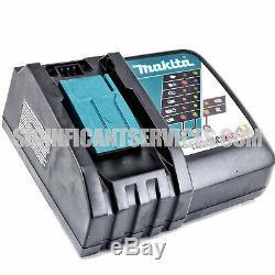 New Makita XRJ05Z 18V LXT Li-Ion Brushless Cordless Reciprocating Saw 5.0 Ah Kit
