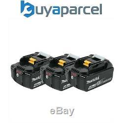 3 X Makita 18v 4.0ah Li-ion Lxt Batterie Bl1840 4ah 196399-0 Véritable Royaume-uni