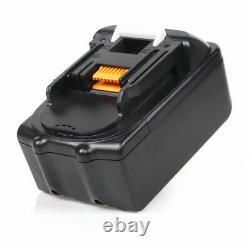 4x 18v Pour Makita Bl1850 18 Volts 6.0ah Lxt Li-ion Batterie Sans Fil Bl1860 Bl1830