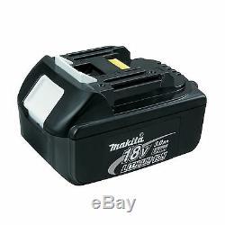 Makita 18v Lxt LI Ion Dk1829 6 Kit De Piece, 3 Bl1830 Batteries Dc18rc 240v Chargeur