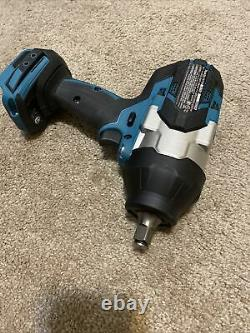 Makita 18v Lxt Li-ion Bl 1/2 In. Sq. Dr. Impact Wrench (outil Seulement) Xwt08z