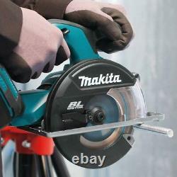 Makita 18v Lxt Li-ion Brushless 5-7/8 Po. Scie De Coupe Métallique Sans Fil (outil Seulement)