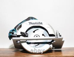Makita 18v X2 Lxt Li-ion Sans Brosse Sans Fil 7-1/4. Kit De Scie Circulaire Xsh06pt