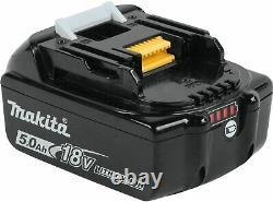 Makita Bl1850b-3 18v Lxt Li-ion 5.0ah 18 Volt Batterie 3 Pack Véritable Nouveau Bl1850b