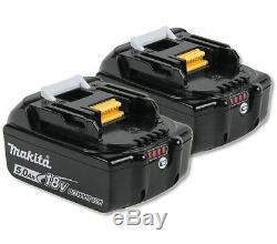 Makita Bl1850b De 5.0ah Li-ion Lxt Batterie De 2