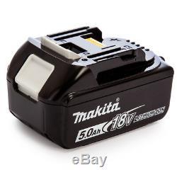 Makita Bl1850x2 2 X 18v 5.0ah Lxt Li-ion Véritable Makstar Batterie