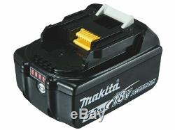 Makita Bl1850x5 5 X 18v 5.0ah Lxt Li-ion Véritable Makstar Batterie