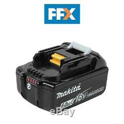 Makita Bl1860b De 6ah Lxt Li-ion Véritable Makstar Batterie