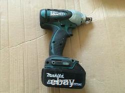 Makita Btw251 18v Lxt Li-ion Impact Wrench+1x18v 3.0ah Batterie