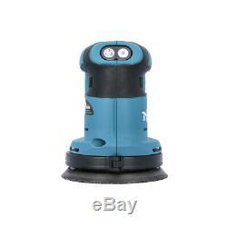 Makita Dbo180z 18v Lxt Li-ion Orbit Sans Fil Ponceuse 125mm Boîtier Nu