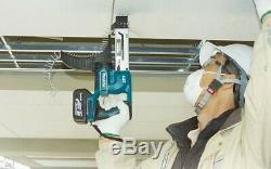 Makita Dfr550 De Lxt Li-ion De 55mm Autofeed Tournevis + 2x 1.5ah, Chargeur + Sac