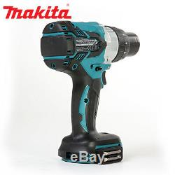 Makita Dhp481z De Lxt Li-ion Sans Fil Brushless Combi Marteau Boîtier Nu
