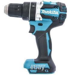 Makita Dhp484z 18v Lxt Li-ion Sans Fil Broyeur Combi Hammer Drill Body Seulement