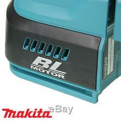 Makita Dhr242z Dhr242 18v Lxt Li-ion Brushless Perforateur Sds + Drill Boîtier Nu