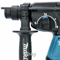 Makita Dhr242z Dhr242 18v Lxt Li-ion Hammer Rotatif Sans Brosse Sds+ Corps De Forage Seulement