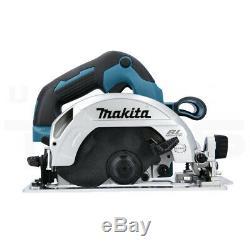 Makita Dhs660z De Lxt Li-ion Brushless Scie Circulaire De 165mm Boîtier Nu