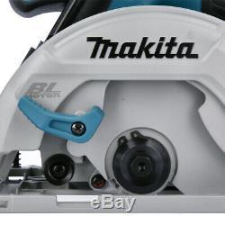 Makita Dhs680z 18v Lxt Li-ion Circulaire Sans Fil Scie Brushless 165mm Boîtier Nu