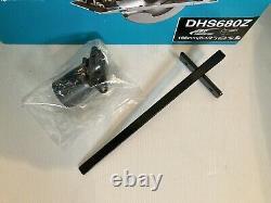 Makita Dhs680z 18v Lxt Li-ion Scie Circulaire Sans Brosse Avec Dust Port & Side Guide