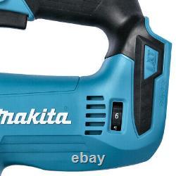 Makita Djv182z 18v Lxt Li-ion Sans Fil Brushless Top Poignée Jigsaw Boîtier Nu