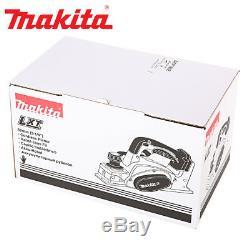 Makita Dkp180z 18v Lxt Li-ion 82mm Sans Fil Planer Corps Nu Seul Ex Bkp180z