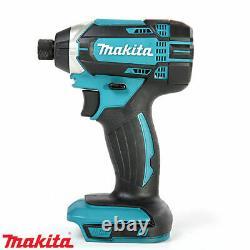 Makita Dlx2145tj 18v Lxt Li-ion Combi & Impact Twin Pack + 2 X 5.0ah Batteries