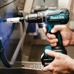 Makita Dlx2283tj 18v 2x5.0ah Li-ion Lxt Brushless Twin Kit Combi Drill & Impact