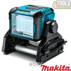 Makita Dml811 18v Lxt Li-ion Cordless/corded Led Work Light Site Corps De Lumière Uniquement