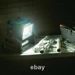 Makita Dml811 18v Lxt Li-ion Led Lampe De Travail (outil Seulement) Nouveau