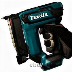 Makita Dpt353z 18v Li-ion Lxt 23 Jauge Cordless Pin Nailer Handy Bare Tool
