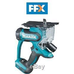 Makita Dsd180z 18v Lxt Li-ion Sans Fil Cloison Sèche Cutter Unit Nu