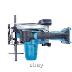Makita Dss501z 18v Lxt Li-ion Sans Fil Scie Circulaire 136mm Boîtier Nu